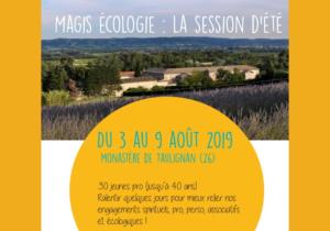 Vivre Laudato Si' en actes et en prière avec la session Magis écologie – Jesuites: Europe Occidentale Francophone
