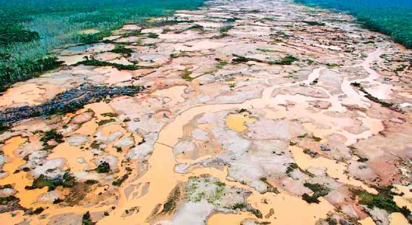 La destruccion de la Amazonia tendra consecuencias a nivel planetario,adviertie el Papa – Fundacion Accion Cultural Loyola
