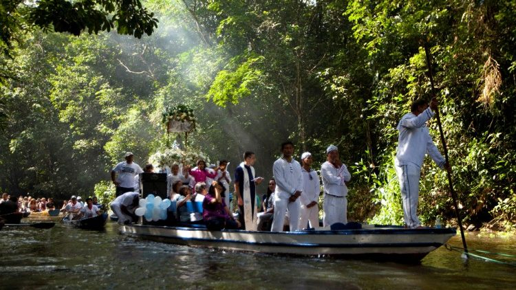 The Pan-Amazon Synod – Walking Together in an Ecclesial Kairos – The Vatican News