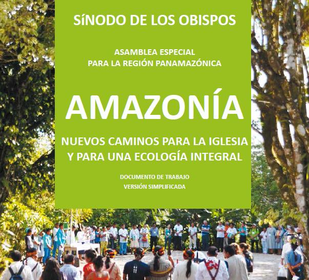 Se presentó el Documento de Trabajo del Sínodo de Amazonía – Jesuitas: Provincia Argentino-Uruguaya