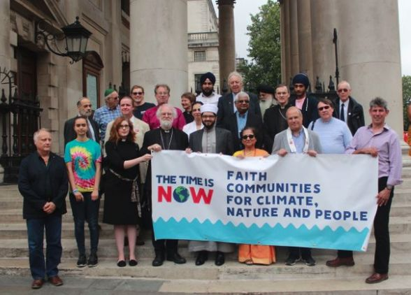 The Time is Now: You showed you care about the climate crisis – Catholic Agency for Overseas Development (CAFOD)