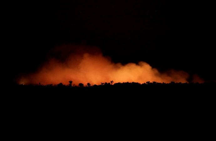 Brazilian advocate sees burning Amazon as 'apocalyptic, Dantesque' – REPAM, Brazil
