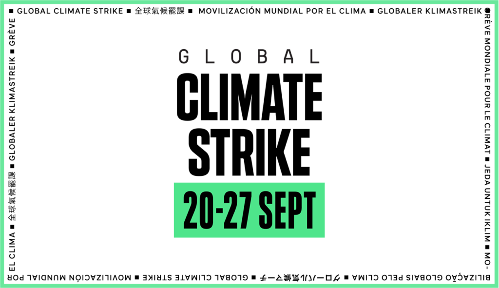 Ecojesuit statement supporting the Global Climate Strike