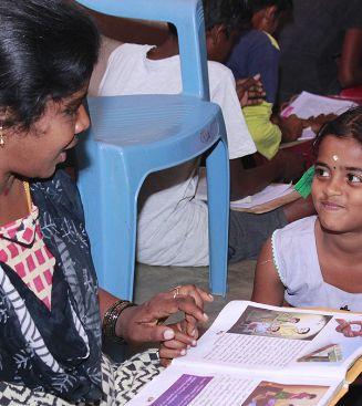 Sankalp: Education Accompaniment Program – Jesuit Conference of India
