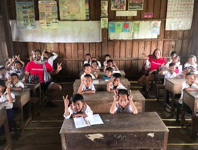 Más Corazón en las heridas del mundo: Camboya – entreculturas
