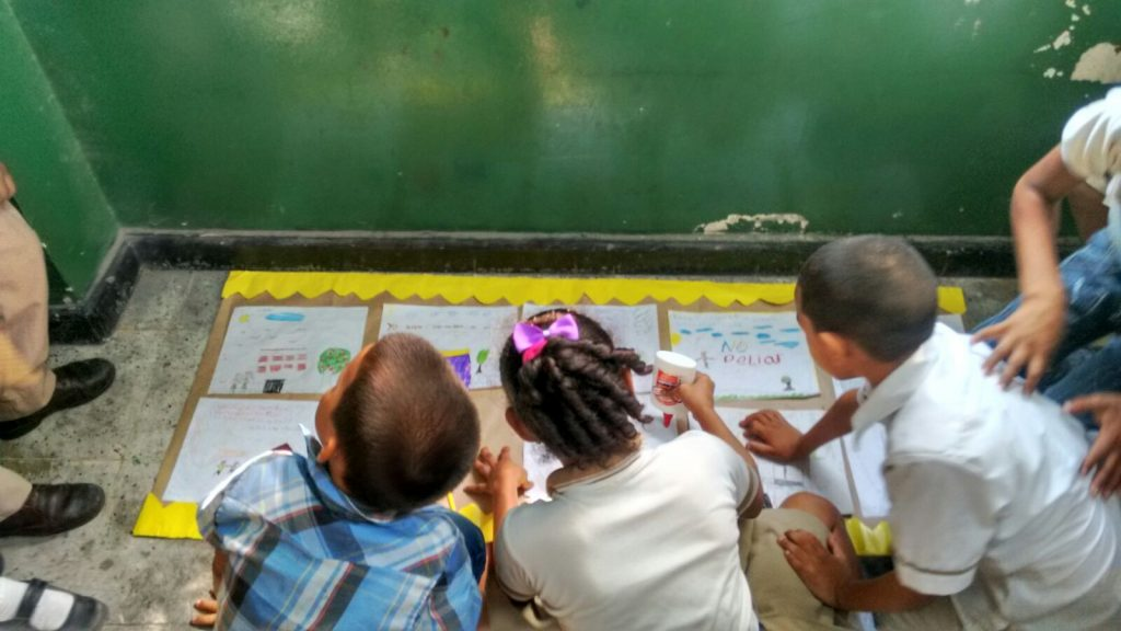 """Amanda: """"We support gender based approach education in Colombia"""" – edujesuit"""