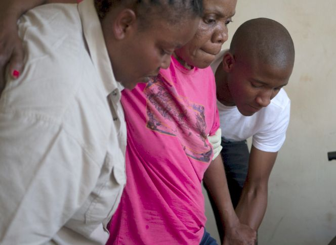 South Africa: Towards dignity and social inclusion, JRS's healthcare services