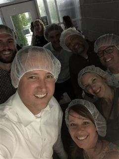 Faculty & Staff Learn about Sustainable Farming – Regis Jesuit High School