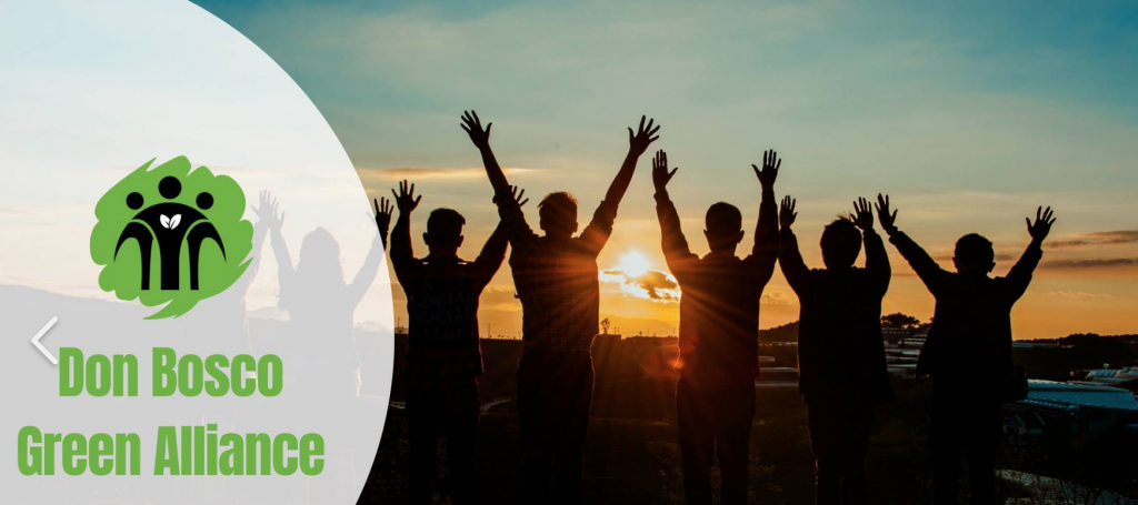 Ecojesuit and the Don Bosco Green Alliance, collaborating with the youth for a hope-filled future – Ecojesuit