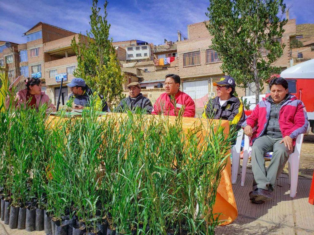 IN POTOSÍ, AN ARBORIZATION CAMPAIGN BEGINS, SEEKING TO IMPROVE THE ENVIRONMENT – Fundacion Accion Cultural Loyola
