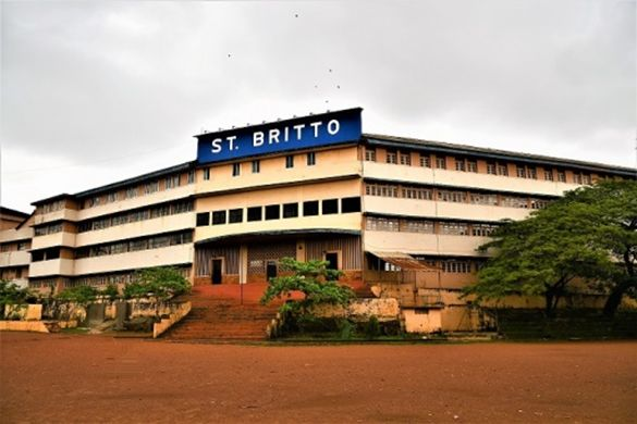 St. Britto High School embraces solar power – Jesuit Conference of South Asia