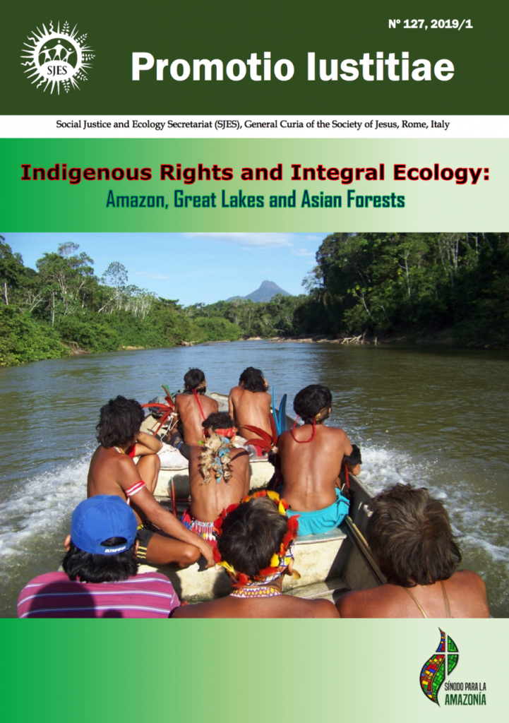 On Indigenous Rights and Integral Ecology: The New Issue of Promotio Iustitiae – Jesuits of Canada
