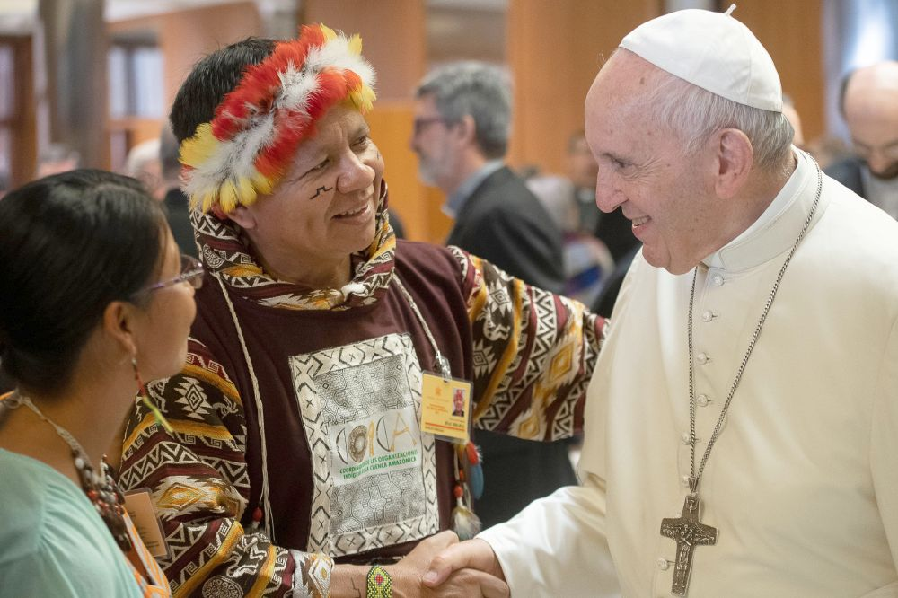 Jesuits Send North American Delegation to Rome's Synod on the Amazon – Jesuit Conference of Canada and the United States