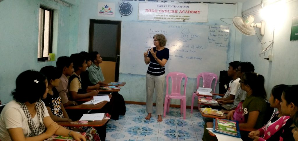How education can shape a nation: the Jesuit commitment to peace and justice in Myanmar – Louise Crowe