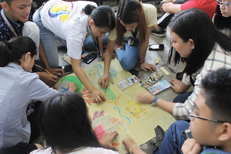 Xavier Ateneo welcomes new group of marine life advocates – Ateneo de Cagayan