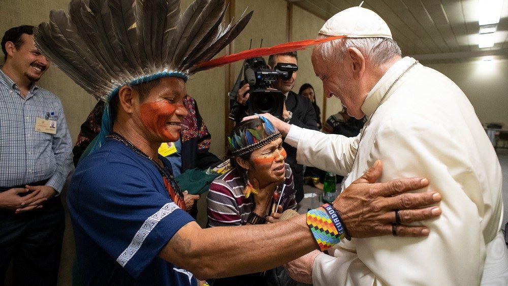 Mensaje Final de la REPAM sobre el Sínodo Amazónico