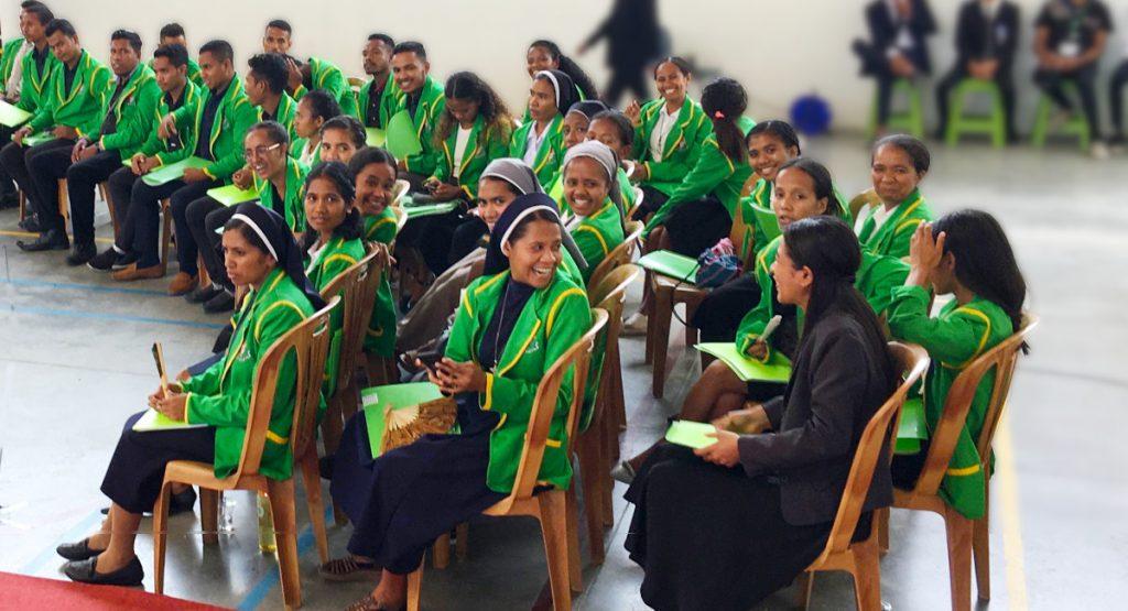 """Instituto São João de Brito celebrates judicium of """"pioneer"""" Class of 2019 – JCAP"""